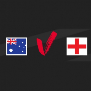 Rugby League World Cup: AUS V ENG