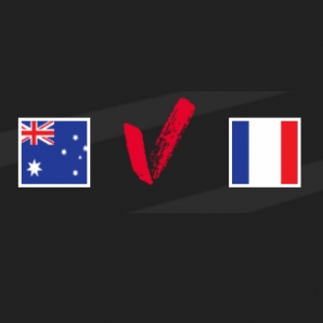 Rugby League World Cup: AUS V FRA
