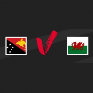 Rugby League World Cup: PNG V WLS