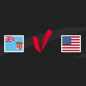 Rugby League World Cup: FIJ V USA