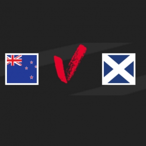 Rugby League World Cup: NZL V SCO