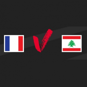 Rugby League World Cup: FRA V LEB