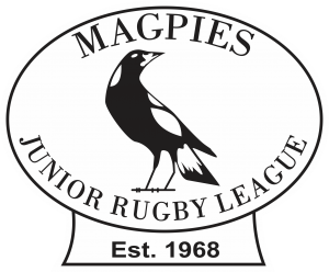 Magpies Junior Rugby League Logo
